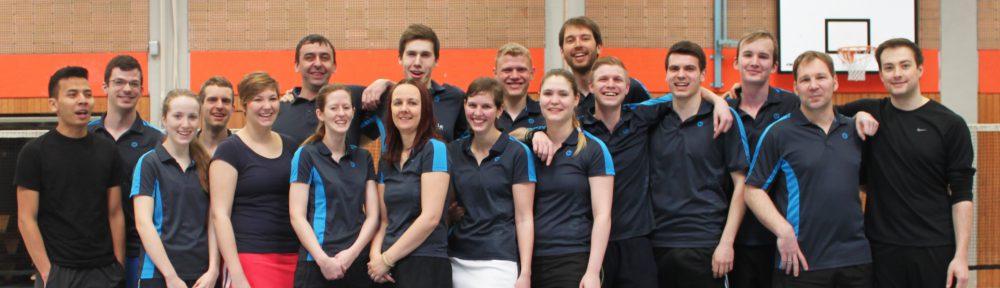 Willkommen auf der Homepage des Badminton TuS Neuhofen